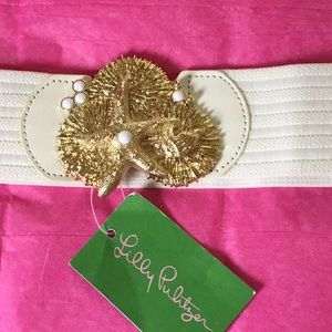 Lilly Pulitzer Stretch Belt M/L